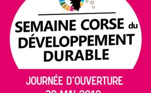 Semaine Corse du Développement Durable du 30 mai au 5 juin 2018