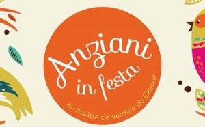 « Anziani in Festa » vendredi 22 juin place d'Austerlitz