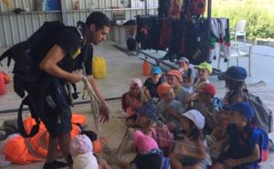 Les enfants du Centre de Loisirs sur les traces du Petit Prince