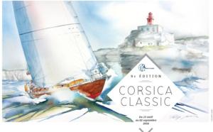9 ème édition de la Corsica Classic du 23 août au 2 septembre 2018