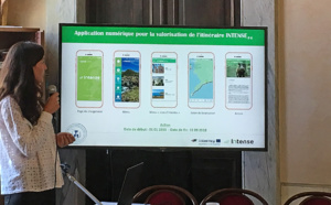 """Événement annuel du Projet INTENSE : la Ville d'Ajaccio a répondu """"présent"""" !"""