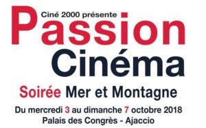 19 ème Festival Passion Cinéma du 3 au 8 octobre 2018 Palais des Congrès