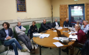 Second Comité de pilotage Qualiporti à Livourne