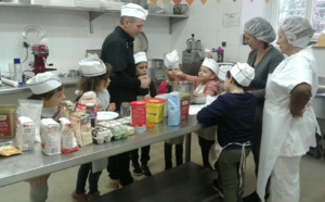 Les Ateliers de la cuisine Municipale l'Ingurdelli