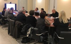 Premier comité inter-quartiers de l'année 2019