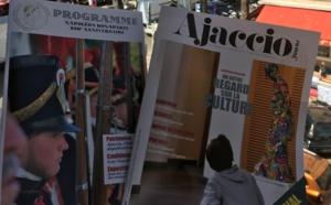 Ajaccio en Mag' livré dans votre boîte aux lettres !
