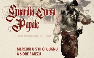 """Conférence """"Les Corses qui constituaient la garde papale"""" mercredi 5 juin à l'Espace Diamant"""