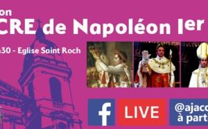 Reconstitution du Sacre de Napoléon 1er lundi 2 décembre
