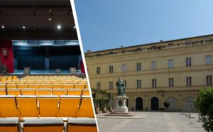 Coronavirus : Annulation des spectacles à l'Espace Diamant, restriction des visites au Palais Fesch