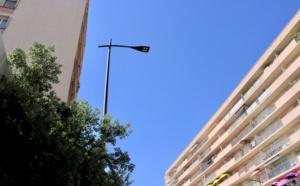Éclairage public quartier Moncey : le réseau fait peau neuve !