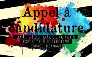 Prolongation Appel à candidature Exposition collective / Artistes plasticiens
