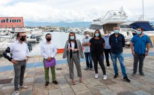 Le port Charles Ornano s'équipe contre la pollution marine