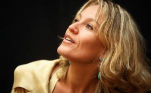 "La Soprano Michelle Canniccioni à l'affiche de la pièce ""I Lombardi"" à l'opéra de Monaco"