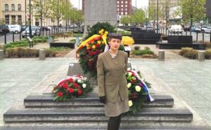 La mémoire de Napoléon est fleurie en Pologne