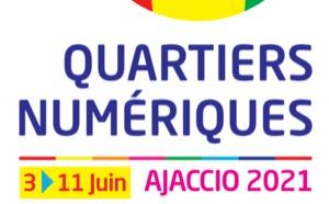 7ème édition des Quartiers Numériques du 3 au 11 juin