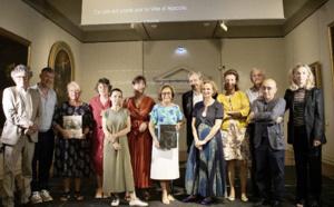 La médaille de la Ville remise à l'occasion du Prix du Livre d'art