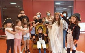 Teatru di i zitelli annant'à a vita di Napuliò