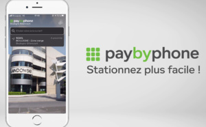 Facilitez votre stationnement avec PayByPhone