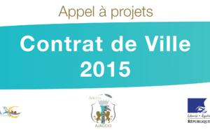 APPEL A PROJETS 2015 CONTRAT DE VILLE Déposez vos dossiers avant le 17 avril !