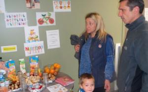 Les semaines nutrition dans les crèches - E sittimane di a nutrizione in e ciucciaghje