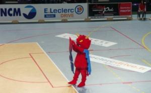 Match de Volley Ajaccio / Nancy au Palatinu