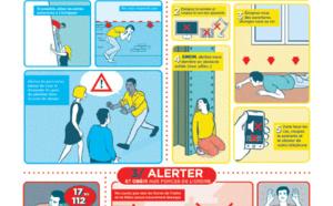 Vigilance attentat les bons comportements