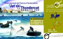 2ème édition du championnat de France de jet ski 20, 21 et 22 septembre